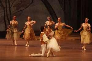 Primabalerina i niegrzeczny chłopiec baletu w CKiT