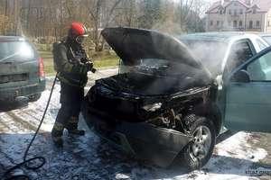 Strażackie podsumowanie: siedemnaście pożarów w tydzień