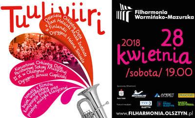"""""""Tuuliviiri"""" - Dziecięca Orkiestra Dęta z Finlandii"""
