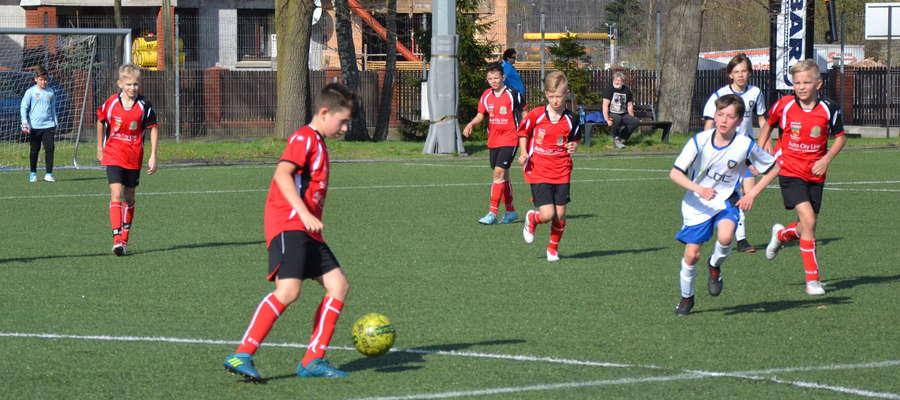 Dziesięć drużyn wystartowało w niedzielnym turnieju eliminacyjnym do Ostróda Cup 2018