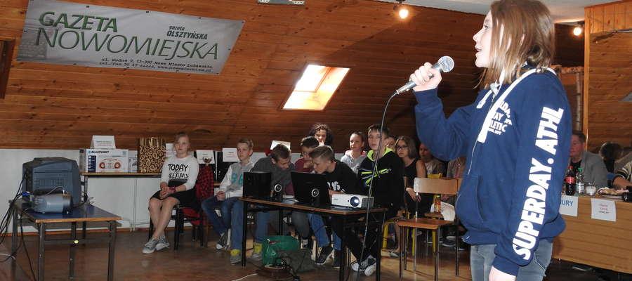 Podczas ubiegłorocznej imprezy karaoke w Skarlinie