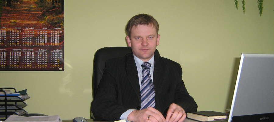 Wójt gminy Sypniewo, Jarosław Napiórkowski