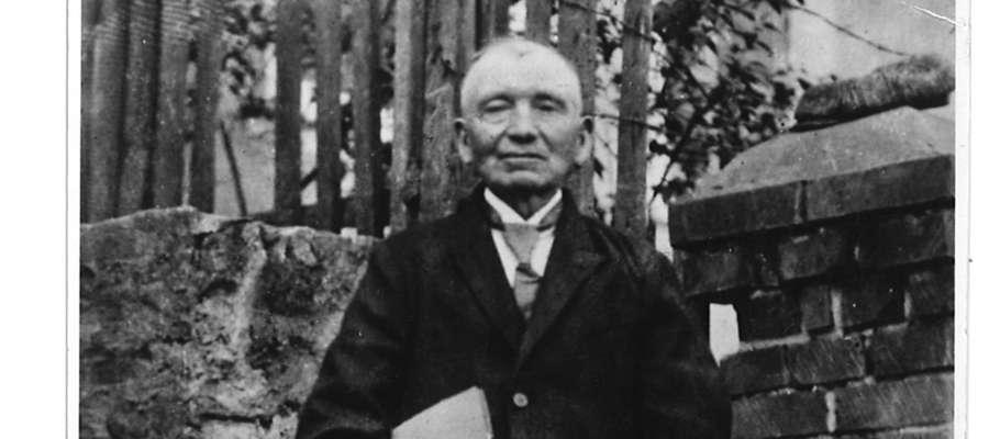 Michał Kajka, ur. 27 września 1858 w Skomacku Wielkim, zm. 22 września 1940 w Orzyszu