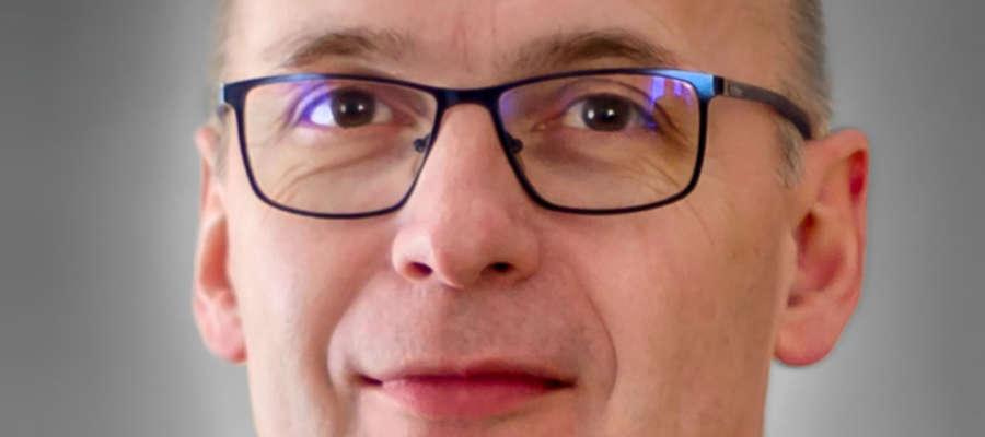 Ks. dr Janusz Ostrowski, nowy biskup pomocniczy