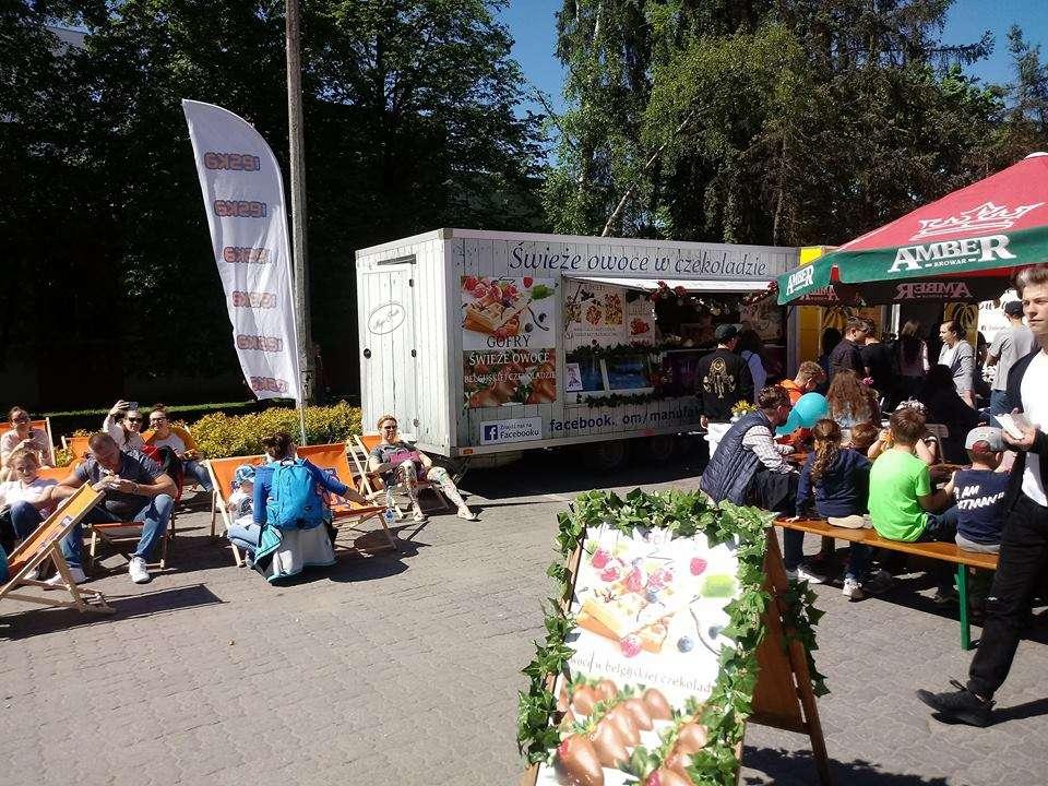 Food Trucki na koniec wakacji  - full image