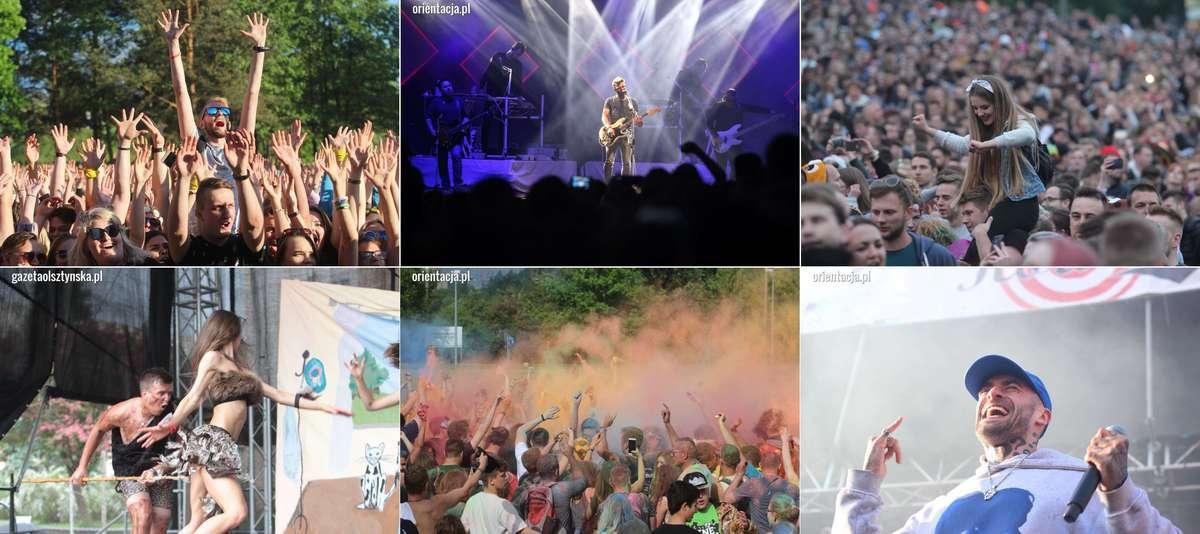Kortowiada 2018. Parada, wybory miss i koncerty gwiazd. Przeżyjmy to jeszcze raz! [ZDJĘCIA, VIDEO] - full image