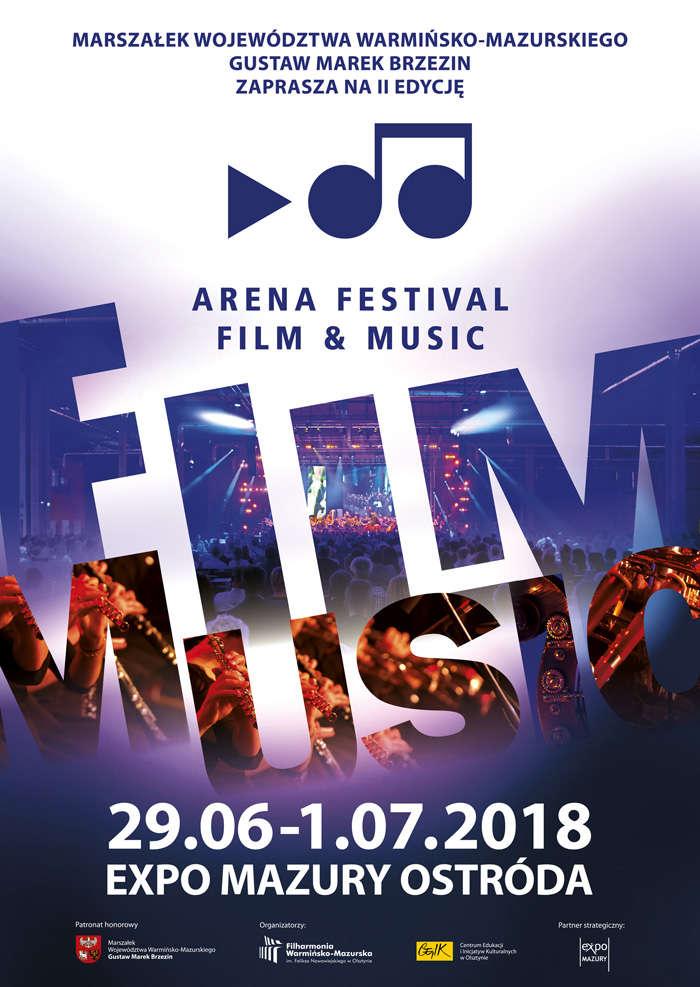 Gwiazdorska obsada Arena Festival Film&Music - full image