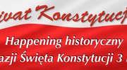 "Happening historyczny ""Vivat Konstytucja"" w Iławie"