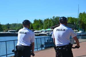 Ruszyły policyjne patrole rowerowe