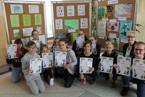 Jak być EKO? Działania proekologiczne w Zespole Szkolno – Przedszkolnym w Bezledach