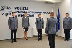 Marta Umbras nowym zastępcą komendanta policji
