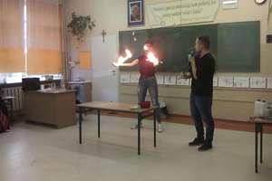Tydzień nauk matematyczno-przyrodniczych w szkole w Sokolicy