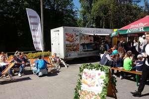 Pyszna majówka w Olsztynie. Food Trucki pojawią się na ulicach miasta