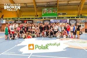 PolakPotrafi zorganizować Broken Ball'a! Trwa zbiórka pieniędzy na ogólnopolski turniej koszykówki [WIDEO]