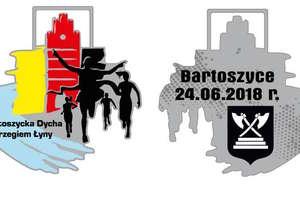 Takie medale otrzymają na mecie uczestnicy Bartoszyckiej Dychy Brzegiem Łyny