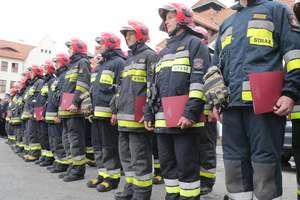 Marzy ci się strażacki mundur? Trwa nabór do olsztyńskiej straży pożarnej
