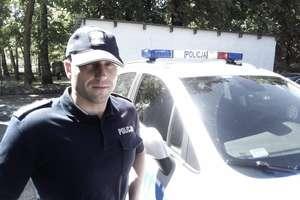 Policjant z Posterunku w Rynie wśród najlepszych wodniaków w Polsce