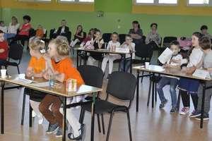 Przedszkolaki na powiatowym turnieju