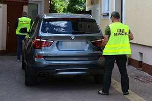Straż Graniczna rozbiła gruzińsko-ukraińską grupę przestępczą