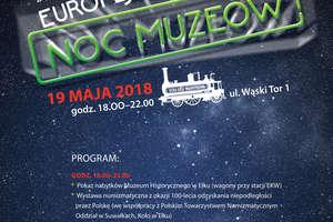 Europejska Noc Muzeów nadchodzi. W Ełku też będzie co robić!