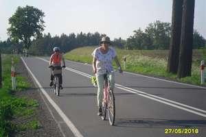 Emeryci z Bisztynka jeżdżą na rowerowe wycieczki