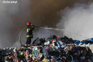 Specgrupa będzie wyjaśniać przyczyny pożarów na wysypiskach śmieci