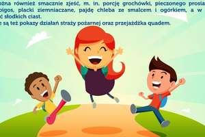 Jedynka organizuje festyn rodzinny i zbiera pieniądze na edukacyjny plac zabaw