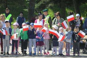 Mieszkańcy Bartoszyc obchodzili Święto Flagi i Konstytucji 3 Maja