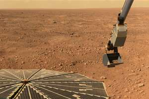 Kret z Polski wwierci się w Marsa