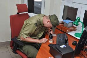 Polak z podrobionym ukraińskim prawem jazdy
