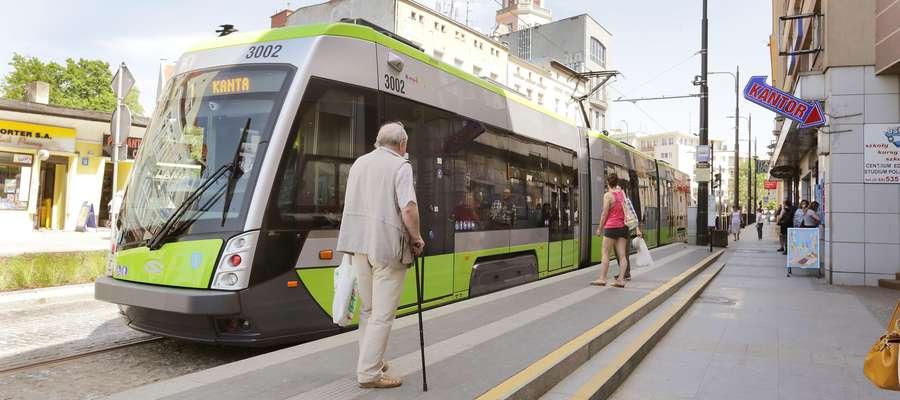 Zawieszenie kursowania linii tramwajowych