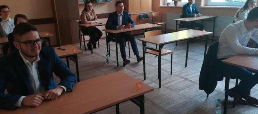 """Matura 2018 w lidzbarskiej """"Jagiellonce"""""""
