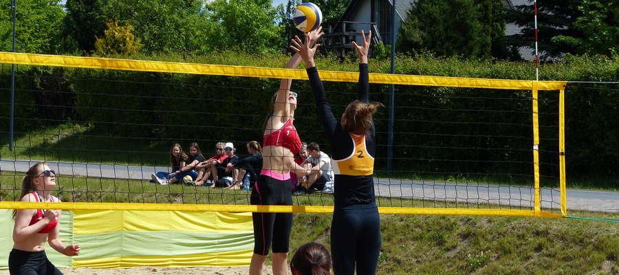 Zdjęcie z zeszłorocznych mistrzostw województwa juniorek