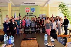 Młodzież z Wileńszczyzny i Armenii odwiedziła braniewskich rówieśników