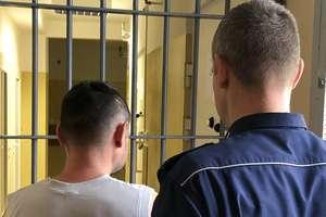 Poszukiwani w rękach policjantów