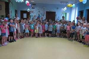 Echa Dnia Dziecka w Przedszkolu Miejskim