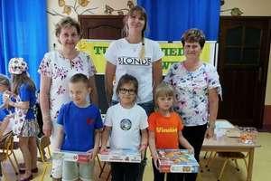 Przedszkolaki rywalizowały w Turnieju Wiedzy o Zdrowiu