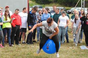 Turniej wsi nad Jeziorem Skarlińskim