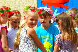 Piknik w Przedszkolu Miejskim wypełniony atrakcjami