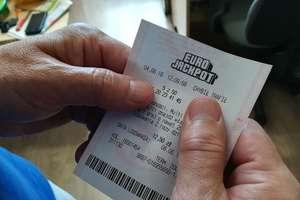Mamy kolejnego milionera? W naszym regionie padła wygrana w Eurojackpot!