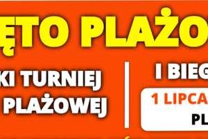 IV Święto Plażowicza nad jeziorem Łąkorz