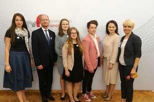 Sępopolscy gimnazjaliści laureatami Finansoaktywnych