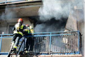 Strażackie podsumowanie: ponad dwadzieścia interwencji