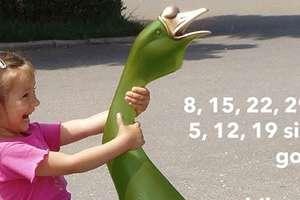 Dla dzieci: Zabawy z Zieloną Gęsią