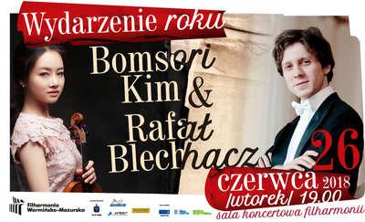 Wydarzenie Roku w Filharmonii Warmińsko-Mazurskiej: Bomsori Kim & Rafał Blechacz