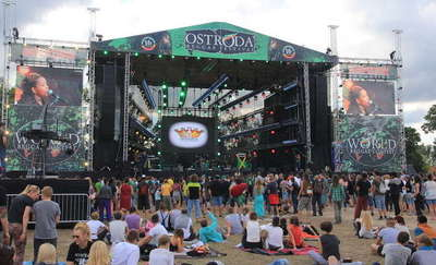 Ruszył Ostróda Reggae Festival!