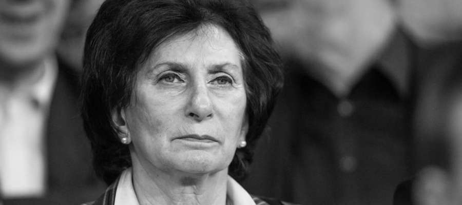 Irena Szewińska zmarła w wieku 72 lat