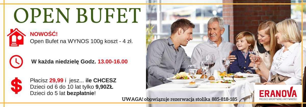 Open Bufet, czyli jesz ile chcesz!!! - full image