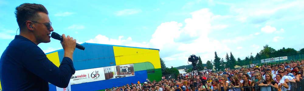 Rafał Brzozowski na Szynaka Day