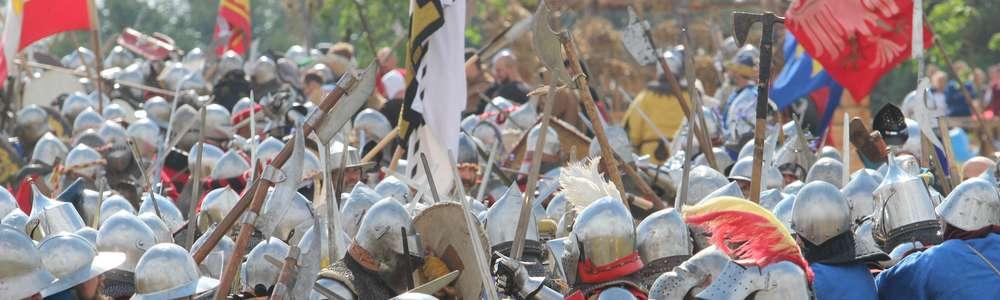 Bitwa pod Grunwaldem. Krzyżacy znowu nie dali rady [VIDEO, ZDJĘCIA]